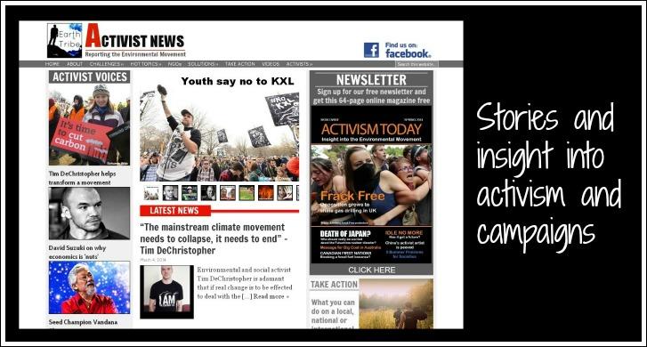 Activist News